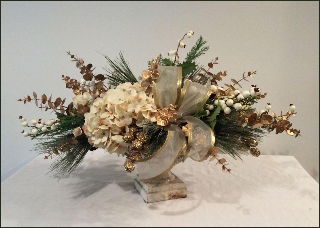 Holiday Silk Flowers Bloomin Wild